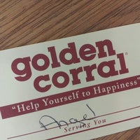 Photo taken at Golden Corral by Aricka on 3/3/2013