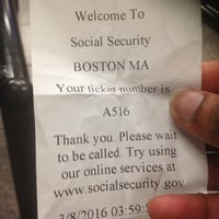 Photo taken at Social Security Office by Prince K. on 3/8/2016