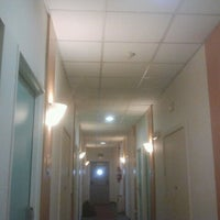 Photo taken at Ibis Hotel Sevilla by Erika M. on 10/6/2012
