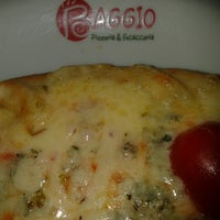 Photo taken at Baggio Pizzeria & Focacceria by Lorena L. on 1/6/2014
