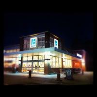 Photo taken at Aldi by Katrin M. on 10/27/2012