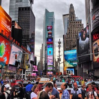 Photo taken at W New York - Times Square by Alexey T. on 6/8/2013