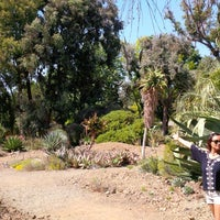 Photo taken at Ruth Bancroft Garden by Jeff H. on 5/24/2014
