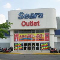 Photo taken at Sears Outlet by Sears Hometown & Outlet S. on 9/24/2014