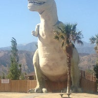 Photo taken at Cabazon Dinosaurs by BrianKat A. on 5/31/2013