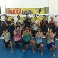 Photo taken at Fight Center Team by Hugo L. on 1/13/2016