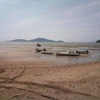 Photo taken at Frendship Beach Waterfront Resort by Rami G. on 2/2/2013