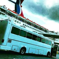 Photo taken at Port Of Miami - Carnival Cruise by A CLASS LIMOS E. on 6/28/2016
