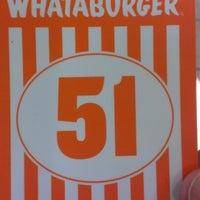 Photo taken at Whataburger by Montoyis K. on 8/7/2012