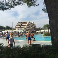 Photo taken at Bibione by Lubo S. on 8/16/2015