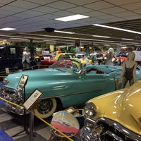Photo taken at Tallahassee Antique Car Museum by Gizmo 1. on 9/23/2015