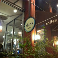 Photo taken at Think Coffee by Bellasso on 10/18/2012