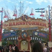 Photo taken at The Barnstormer by Gemima T. on 1/3/2013