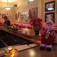 Photo taken at Back Eddy Bistro by David M. on 12/15/2012
