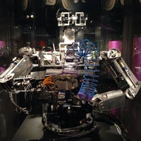 Photo taken at MIT Museum (Building N52) by Timo K. on 1/5/2014