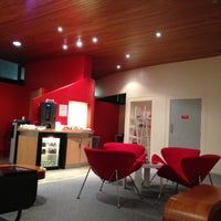 Photo taken at Virgin Trains First Class Lounge by Brian B. on 10/4/2012