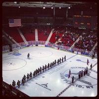 Photo taken at Herb Brooks Arena by Ryan M. on 3/16/2013