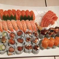 Photo taken at Ginza Sushi by Pejman K. on 1/10/2015
