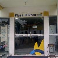 Photo taken at Plasa Telkom Pasar Rebo by @henabie on 12/20/2013