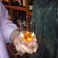 Photo taken at Bacchus Wine Cellar by Masha T. on 3/15/2014