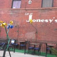 Photo taken at Jonesy's Eat Bar by Seth James D. on 12/15/2012