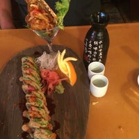 Photo taken at Furin Sushi by Amelia F. on 2/18/2015