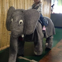 Photo taken at Indoor Safari Park by Plenty W. on 3/5/2014
