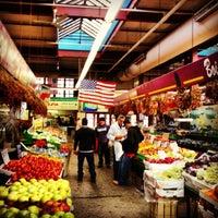 Photo taken at Arthur Avenue Retail Market by Kate C. on 3/20/2013