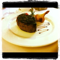 Photo taken at Chicago Prime Steakhouse by Arina S. on 10/13/2012