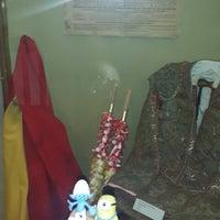 Photo taken at Museo de Artes y Costumbres Populares by Juliska 🎳 on 4/7/2014