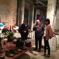 Photo taken at John Fluevog Shoes by Jeff T. on 1/19/2014