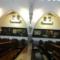 Photo taken at Gereja Katolik Katedral Santa Perawan Maria Dari Gunung Karmel by Chatarina N. on 12/24/2013