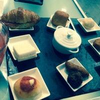 Photo taken at Chocolat by Simona Angela G. on 4/5/2015