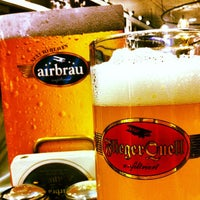 Photo taken at Airbräu Brauhaus by Dmitry Z. on 10/31/2012