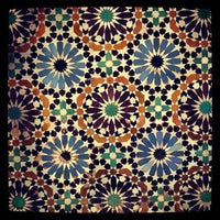 Photo taken at Saadian Tombs by CONDE on 9/22/2013