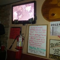 Photo taken at Gabby's Bar & Grill by tony b. on 10/16/2012