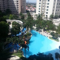 Photo taken at Waterplace Swimming Pool by Misoo__ on 3/11/2015
