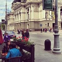 Photo taken at KREDENS CAFE by Alexander K. on 5/5/2013