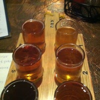 Photo taken at Amherst Brewing Company by Jeff I. on 11/20/2012