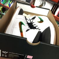Photo taken at Nike Factory Store by Alexander S. on 7/13/2016