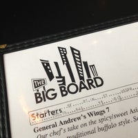 Photo taken at The Big Board by Liz M. on 3/17/2013