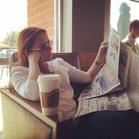 Photo taken at Starbucks by Pedro A. on 4/27/2014
