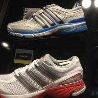 Photo taken at Adidas Store by Giancarlo C. on 1/21/2013