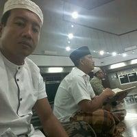 Photo taken at Masjid Babussalam by Dani S. on 11/12/2016