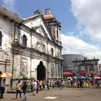 Photo taken at Basilica Minore del Santo Niño by Sherwin S. on 4/7/2013