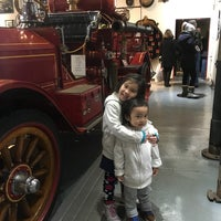 Photo taken at New York City Fire Museum by Vincent C. on 2/15/2016