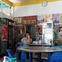 Photo taken at Kedai Kopi Seng Nyen by Lee K. on 2/2/2013
