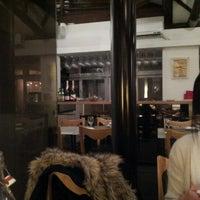 Photo taken at B_Kitchen by Hk J. on 1/19/2013