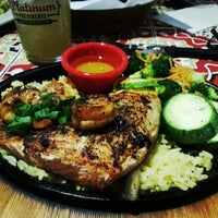Photo taken at Chili's by Trinsky H. on 10/26/2012