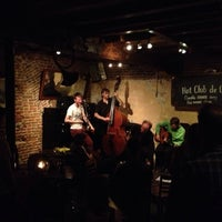 Photo taken at Hot Club de Gand by Fréderic L. on 6/2/2013